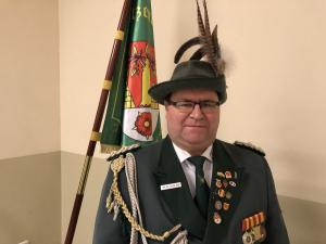 Oberst Jens Geise